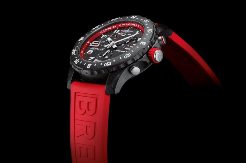 Breitling Endurance Pro Rot