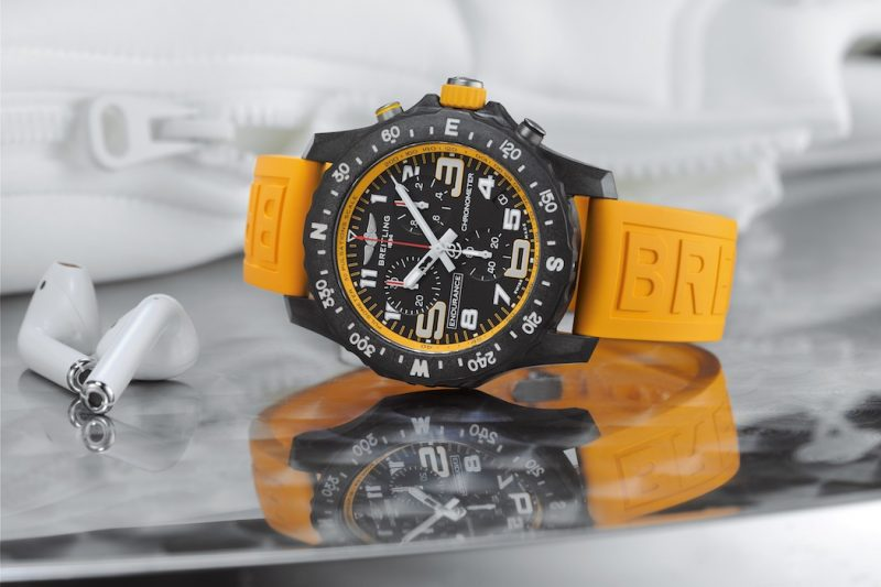 Breitling Endurance Pro Orange