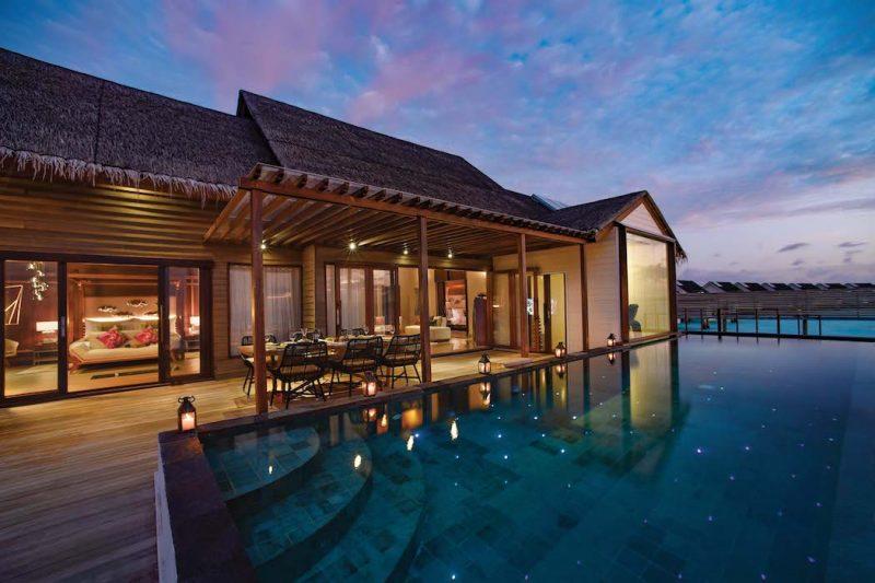 Ozen Maadhoo Villa Pool
