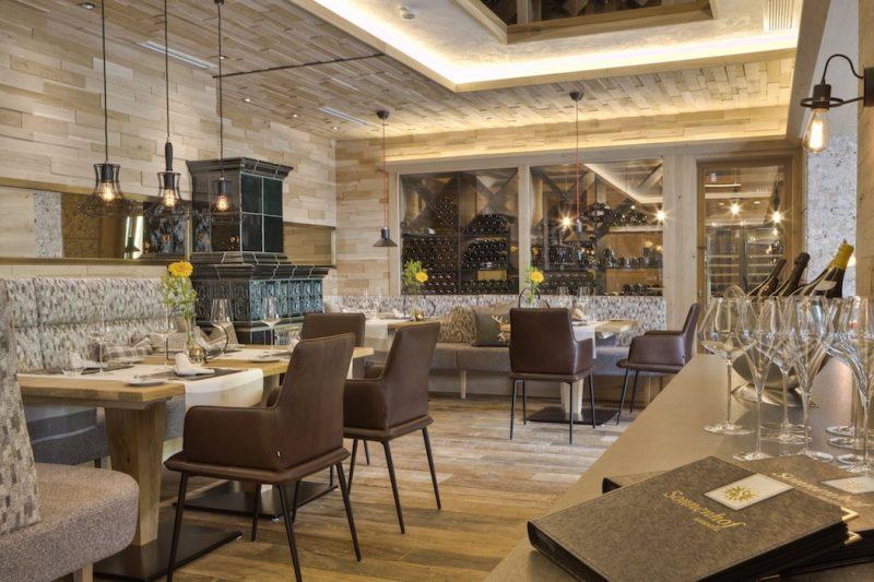 Hotel Sonnenhof Restaurant