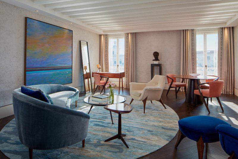 The St. Regis Venice Monet Suite