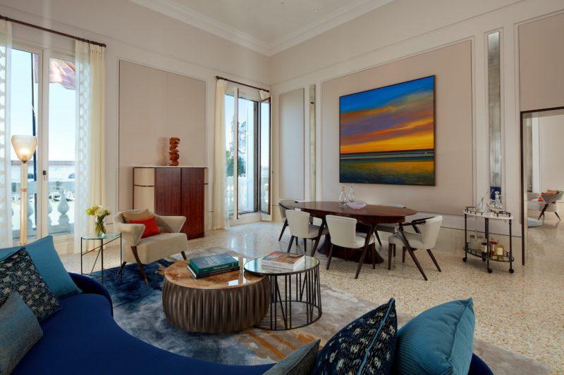 The St. Regis Venice Presidential Suite