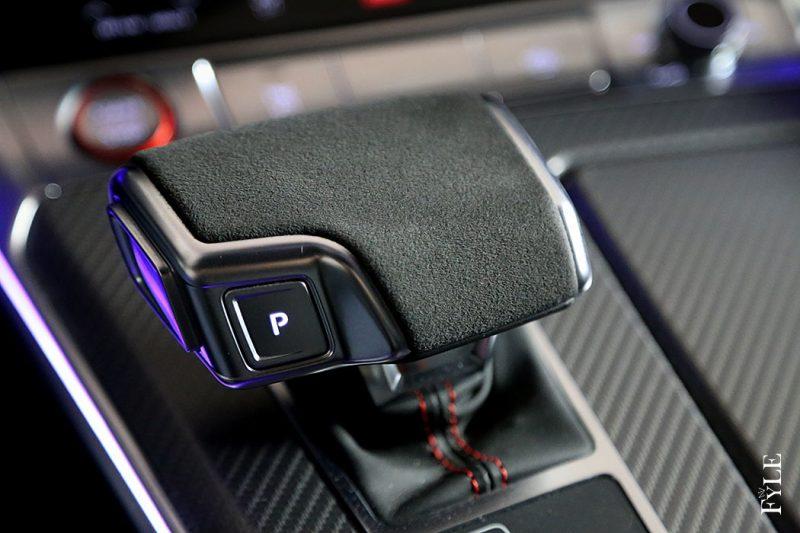 Audi RS 6 Wahlhebel