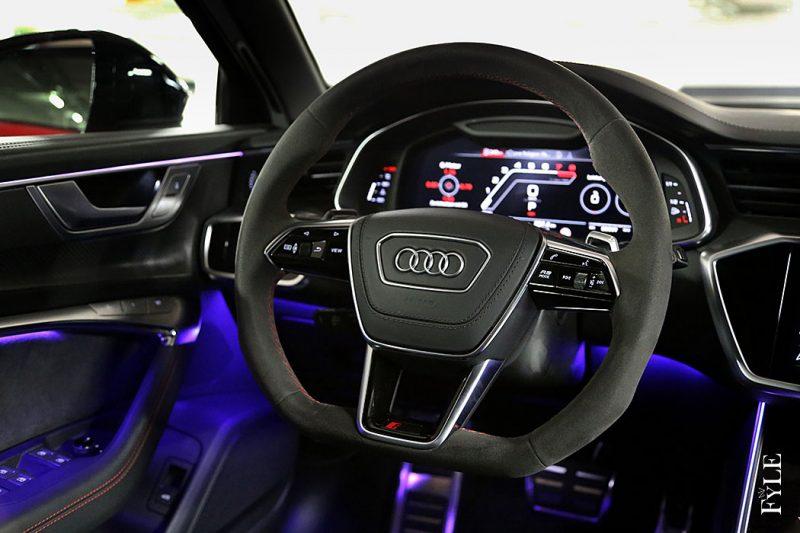 Audi RS 6 Avant Lenkrad