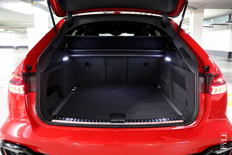 Audi RS 6 Avant Kofferraum