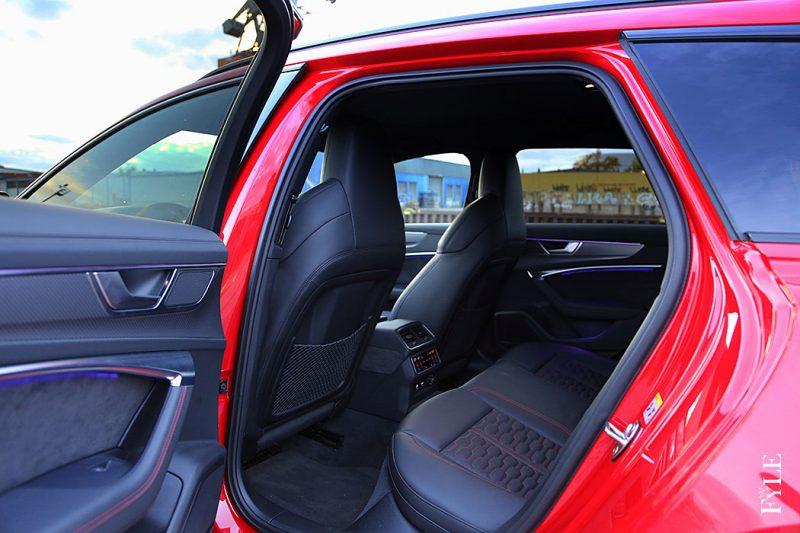 Audi RS 6 Avant Fond