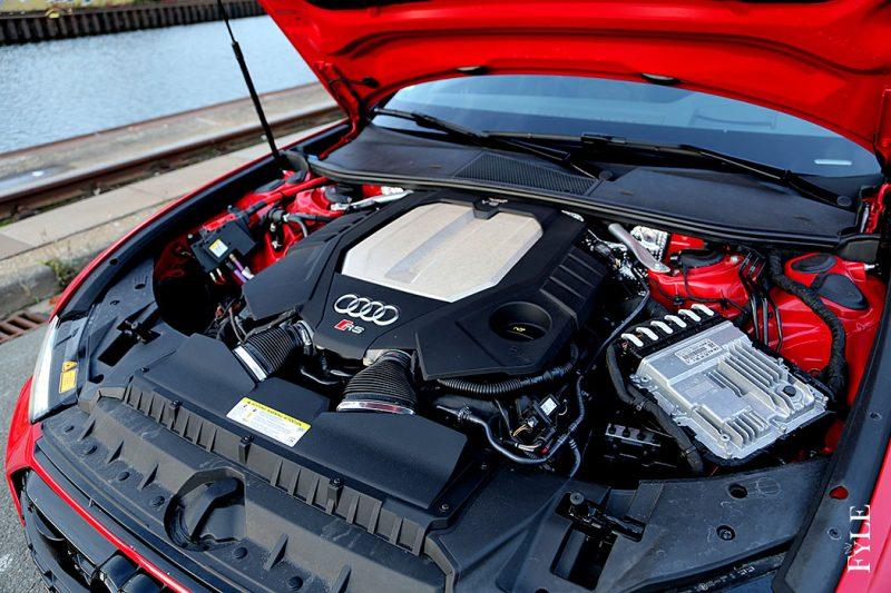 Audi RS 6 Motor
