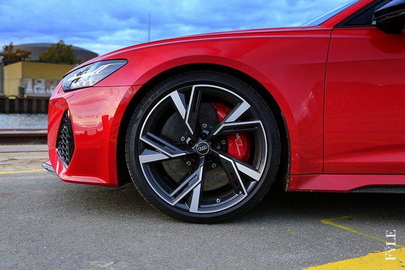Audi RS 6 Carbon-Keramik-Bremse