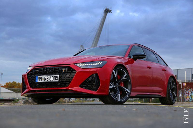 Audi RS 6 Avant Tangorot