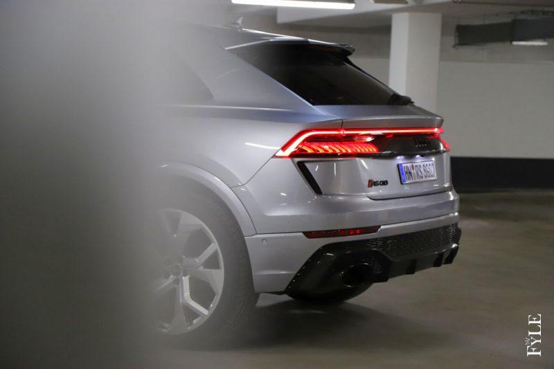Audi RS Q8 Single Shot