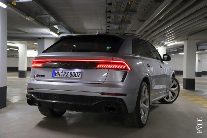 Audi RS Q8 Heck