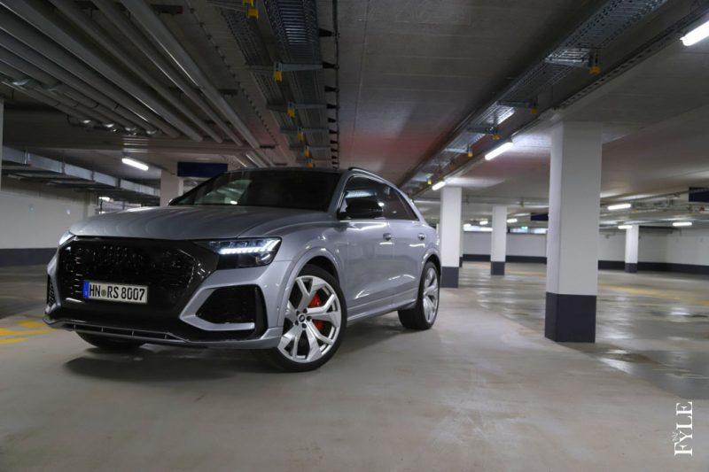 Audi RS Q8 Front Seite