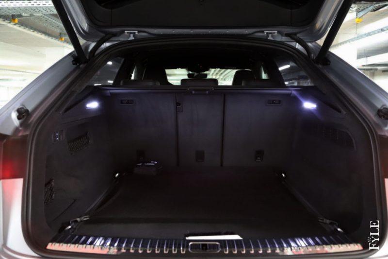 Audi RS Q8 Kofferraum