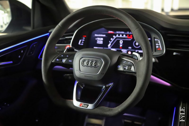 Audi RS Q8 Lenkrad
