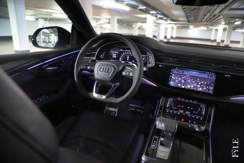Audi RS Q8 Interieur