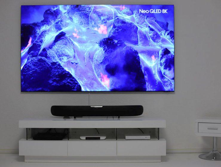 Samsung TV QN900A